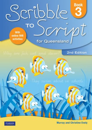 Image for Scribble to Script for Queensland Book 3 (2e)