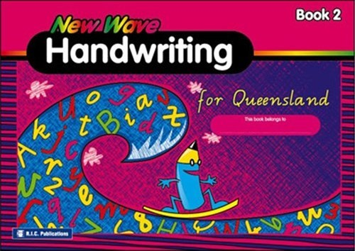 Image for New Wave Handwriting for Queensland Book 2 (Ages 6-7) QLD RIC-1176Q