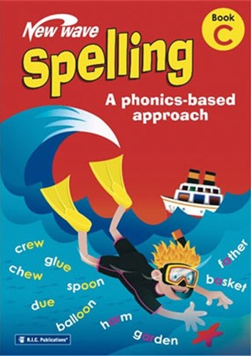 Image for New Wave Spelling Book C Student Workbook (Ages 7-8) RIC-6269