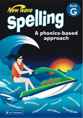 Image for New Wave Spelling Book G Student Workbook (Ages 11-12) RIC-6273