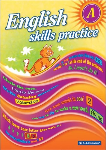 Image for English Skills Practice Book A (Ages 6-7) RIC-6220