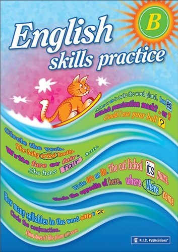 Image for English Skills Practice Book B (Ages 6-7) RIC-6221