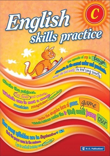Image for English Skills Practice Book C (Ages 8-9) RIC-6222