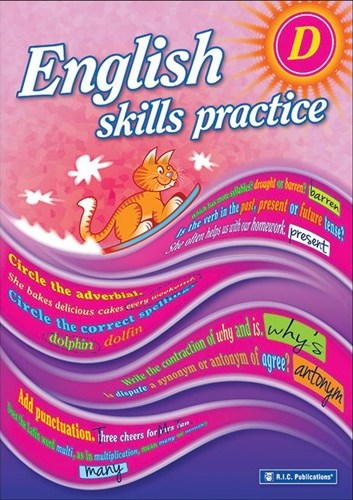 Image for English Skills Practice Book D (Ages 9-10) RIC-6223