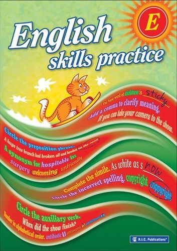Image for English Skills Practice Book E (Ages 10-11) RIC-6224