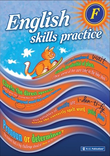 Image for English Skills Practice Book F (Ages 11-12) RIC-6225