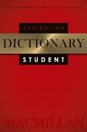 Image for Macmillan Australian Student Dictionary 2nd Edition (age 10 to 15 years)
