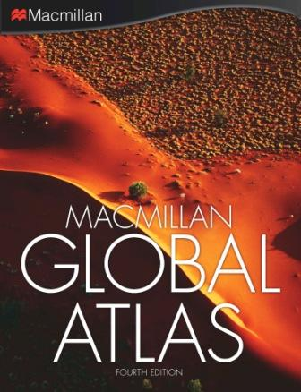 Image for Macmillan Global Atlas 4th Edition - Print and Digital Formats