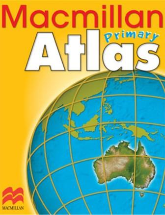 Image for Macmillan Primary Atlas *** OUT OF STOCK *** OUT OF PRINT ***