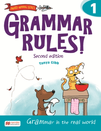 Image for Grammar Rules! Student Book 1 [Second Edition]