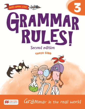 Image for Grammar Rules! Student Book 3 [Second Edition]