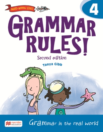 Image for Grammar Rules! Student Book 4 [Second Edition]