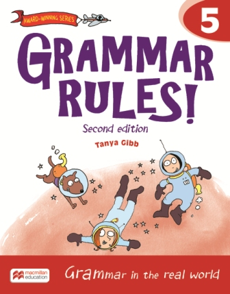Image for Grammar Rules! Student Book 5 [Second Edition]