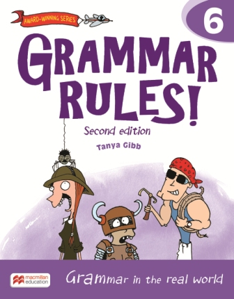Image for Grammar Rules! Student Book 6 - 2nd Edition