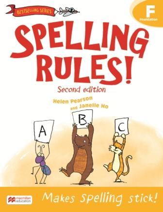 Image for Spelling Rules! F Foundation Student Book 2nd Edition