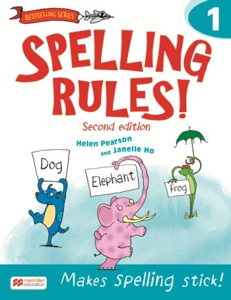 Image for Spelling Rules! Year 1 Student Book 2nd Edition