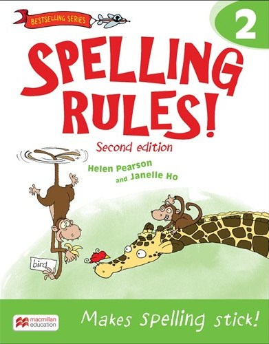 Image for Spelling Rules! Year 2 Student Book 2nd Edition