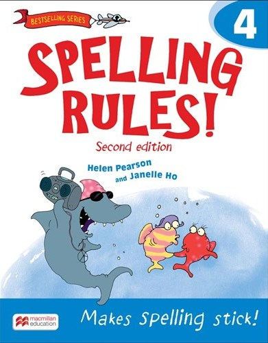 Image for Spelling Rules! Year 4 Student Book 2nd Edition