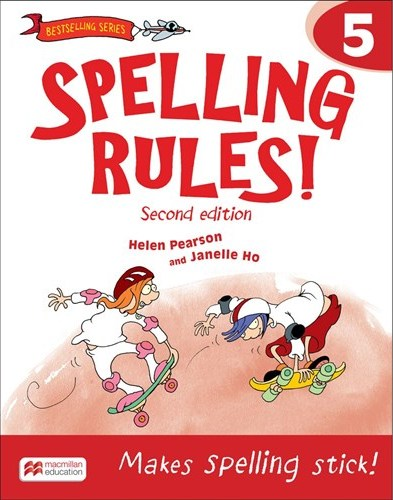 Image for Spelling Rules! Year 5 Student Book 2nd Edition