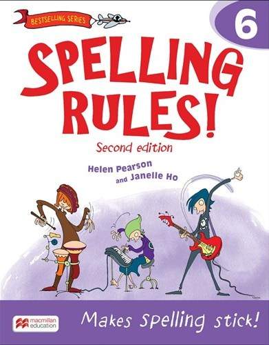 Image for Spelling Rules! Year 6 Student Book 2nd Edition