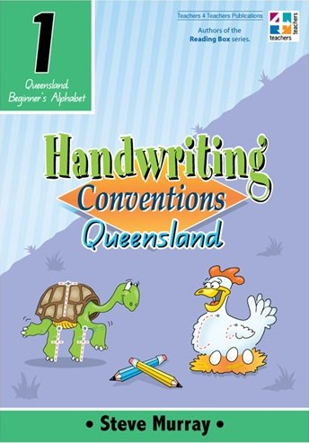 Image for Handwriting Conventions Queensland 1