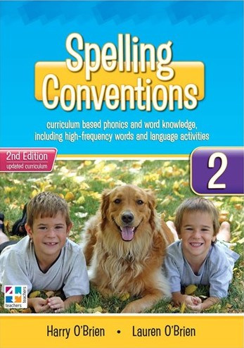 Image for Spelling Conventions Book 2 [2nd Edition]