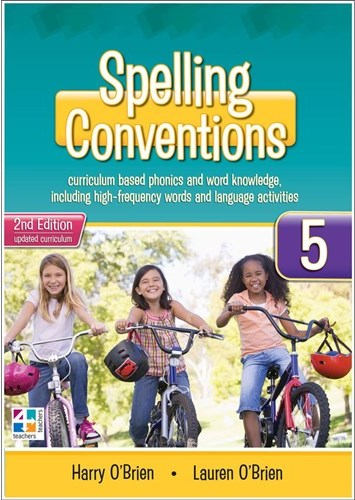 Image for Spelling Conventions Book 5 [2nd Edition]
