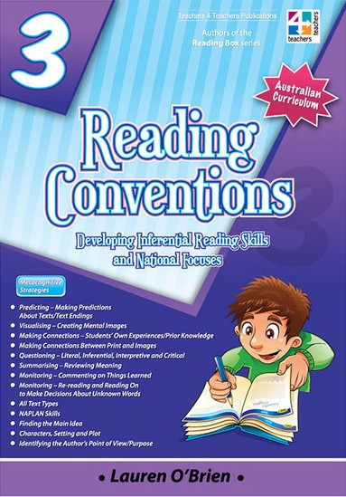 Image for Reading Conventions 3