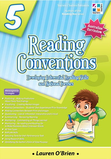 Image for Reading Conventions 5