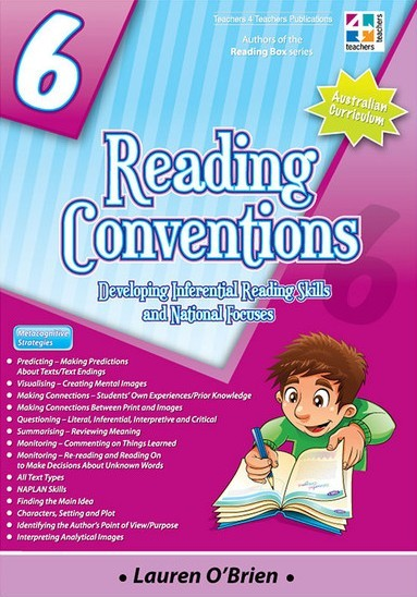 Image for Reading Conventions 6
