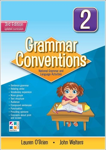 Image for Grammar Conventions 2 [Third Edition]
