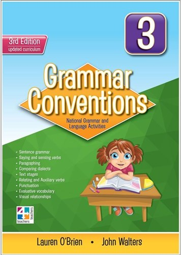 Image for Grammar Conventions 3 [Third Edition]