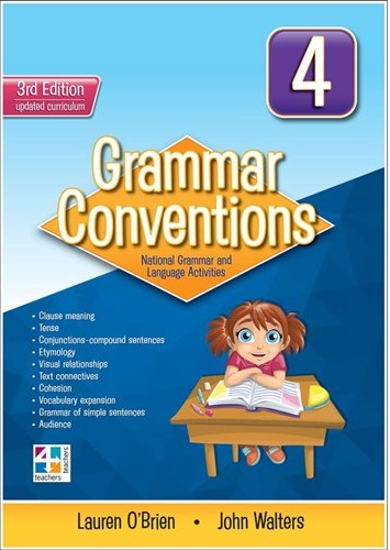 Image for Grammar Conventions 4 [Third Edition]