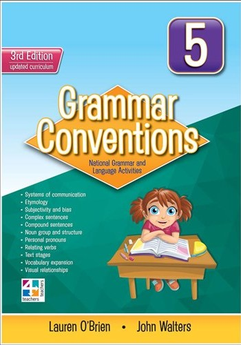 Image for Grammar Conventions 5 [Third Edition]
