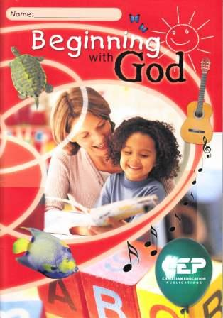 Image for Beginning with God Activity Book