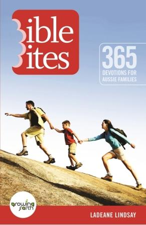 Image for Bible Bites: 365 Devotions for Aussie Families