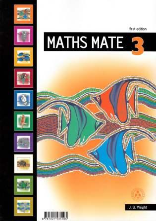 Image for Maths Mate 3 Student Pad 1st Edition