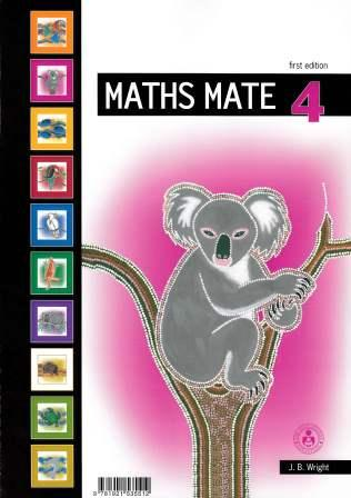 Image for Maths Mate 4 Student Pad 1st Edition