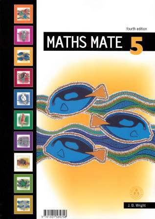 Image for Maths Mate 5 Student Pad [Fourth Edition]