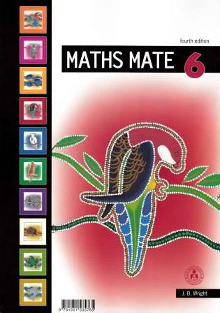 Image for Maths Mate 6 Student Pad [Fourth Edition]