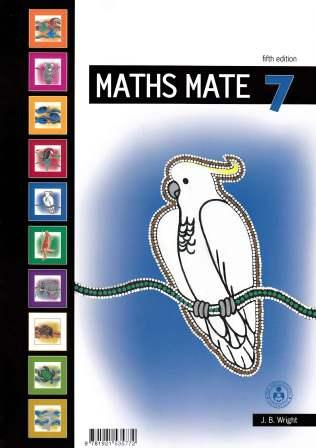 Image for Maths Mate 7 Student Pad [Fifth Edition]