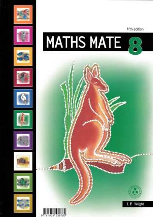 Image for Maths Mate 8 Student Pad [Fifth Edition]