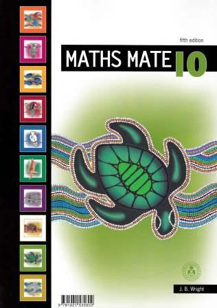 Image for Maths Mate 10 Student Pad [Fifth Edition]