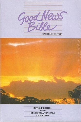 Image for Good News Bible Australian Text Catholic Revised Edition - Hardcover