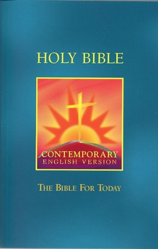 Image for CEV Bible For Today - Blue - CEB050B Softcover