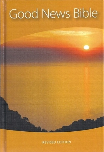Image for Good News Bible Australian Popular Revised Sunrise Edition - Hardcover