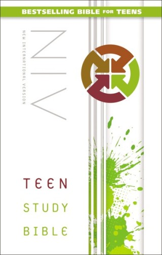 Image for NIV Teen Study Bible - Hardcover