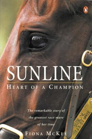 Image for Sunline: Heart of a Champion [used book][hard to get]