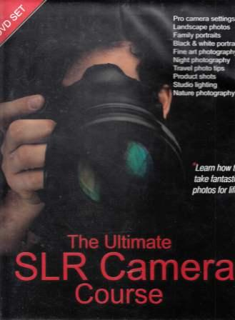 Image for The Ultimate SLR Camera Course: 6 DVD Set [used]
