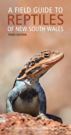 Image for A Field Guide to Reptiles of New South Wales 3rd Edition